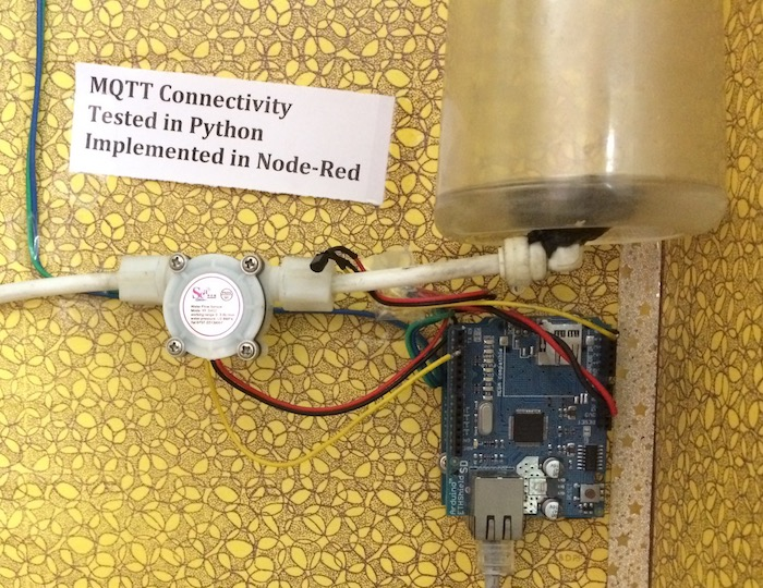 Project - IoT Boiler Controller using Siemens IoT 2020 - Bodge Wires